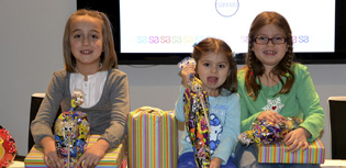 I Concurso de Postales Infantiles Sannas