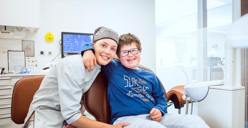 Salud bucodental y discapacidad
