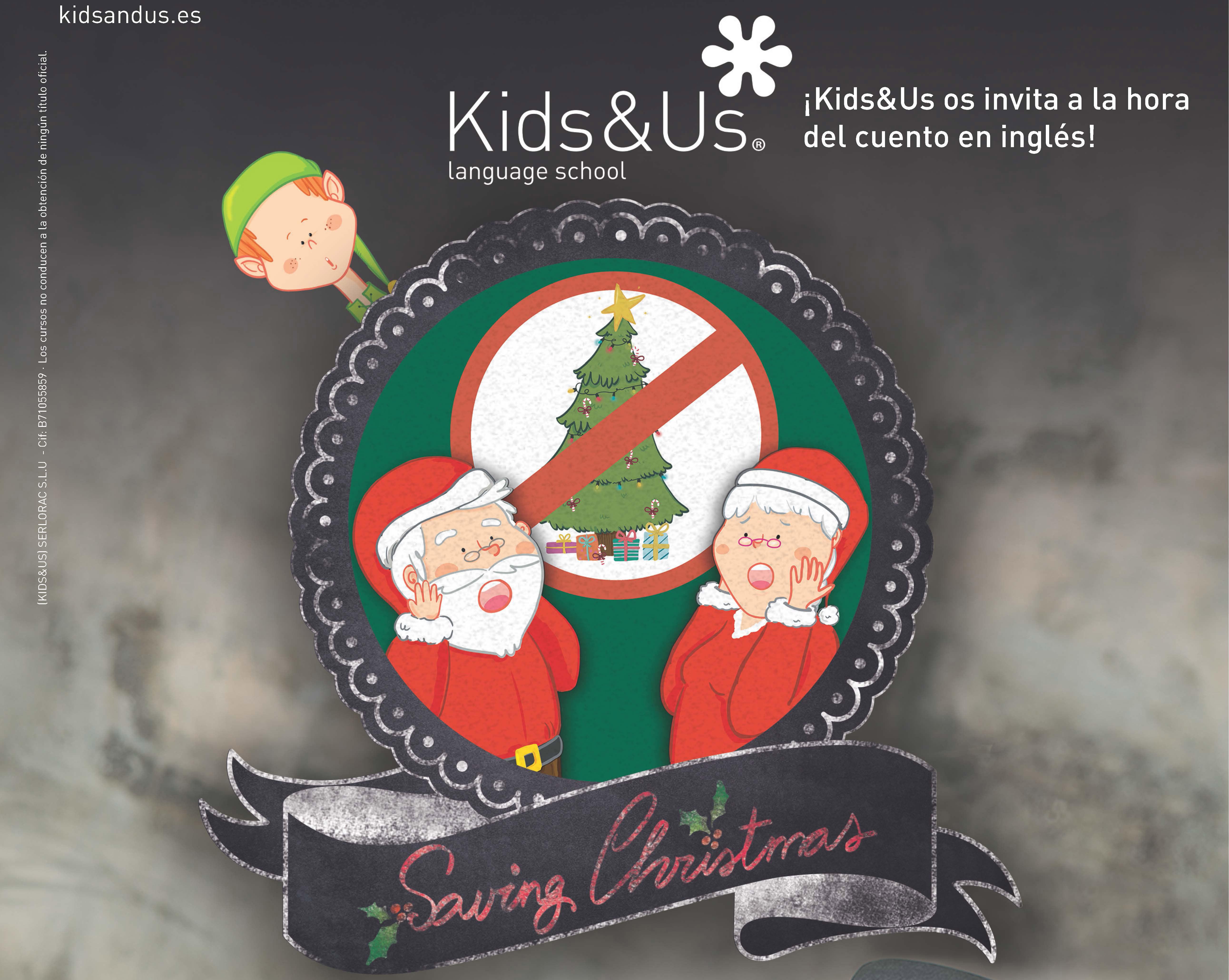 Cuenta cuentos infantil por Navidad