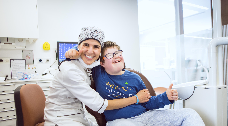 Sannas se suma al día Mundial del Síndrome de Down