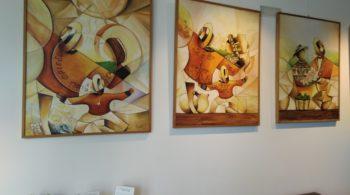 «Impresiones realizadas», nueva exposición de Ana Izurzu en Sannas