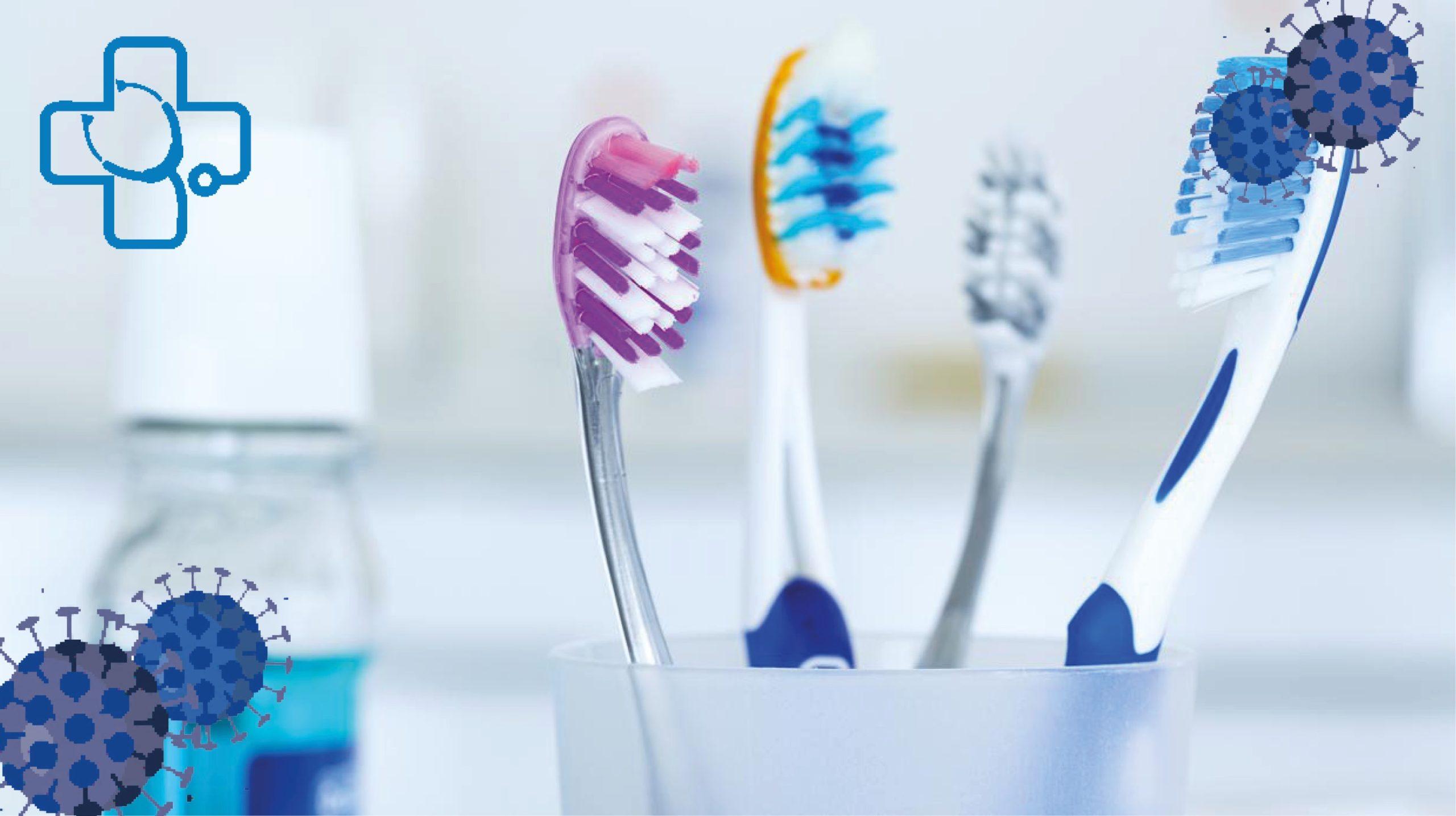 La salud oral en los pacientes infectados por Covid19